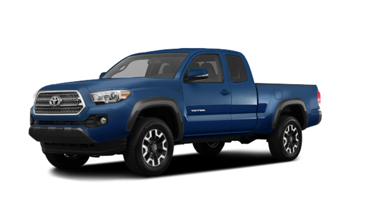 Toyota Tacoma 4X4 ACCESS V6 TRD OFF-ROAD 2017