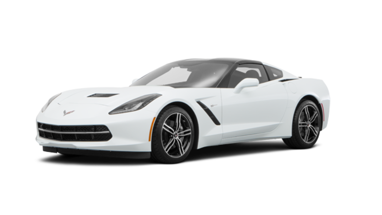 Chevrolet Corvette Coupé Stingray 1LT 2018