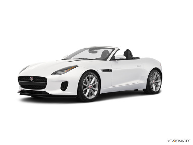 2019 Jaguar F-Type Convertible P300 at