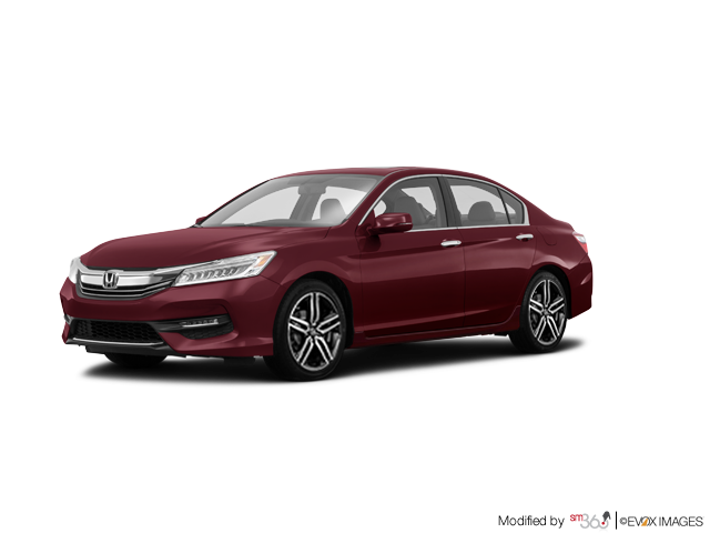 2017 Honda ACCORD CPE TOURING L4 TOURING