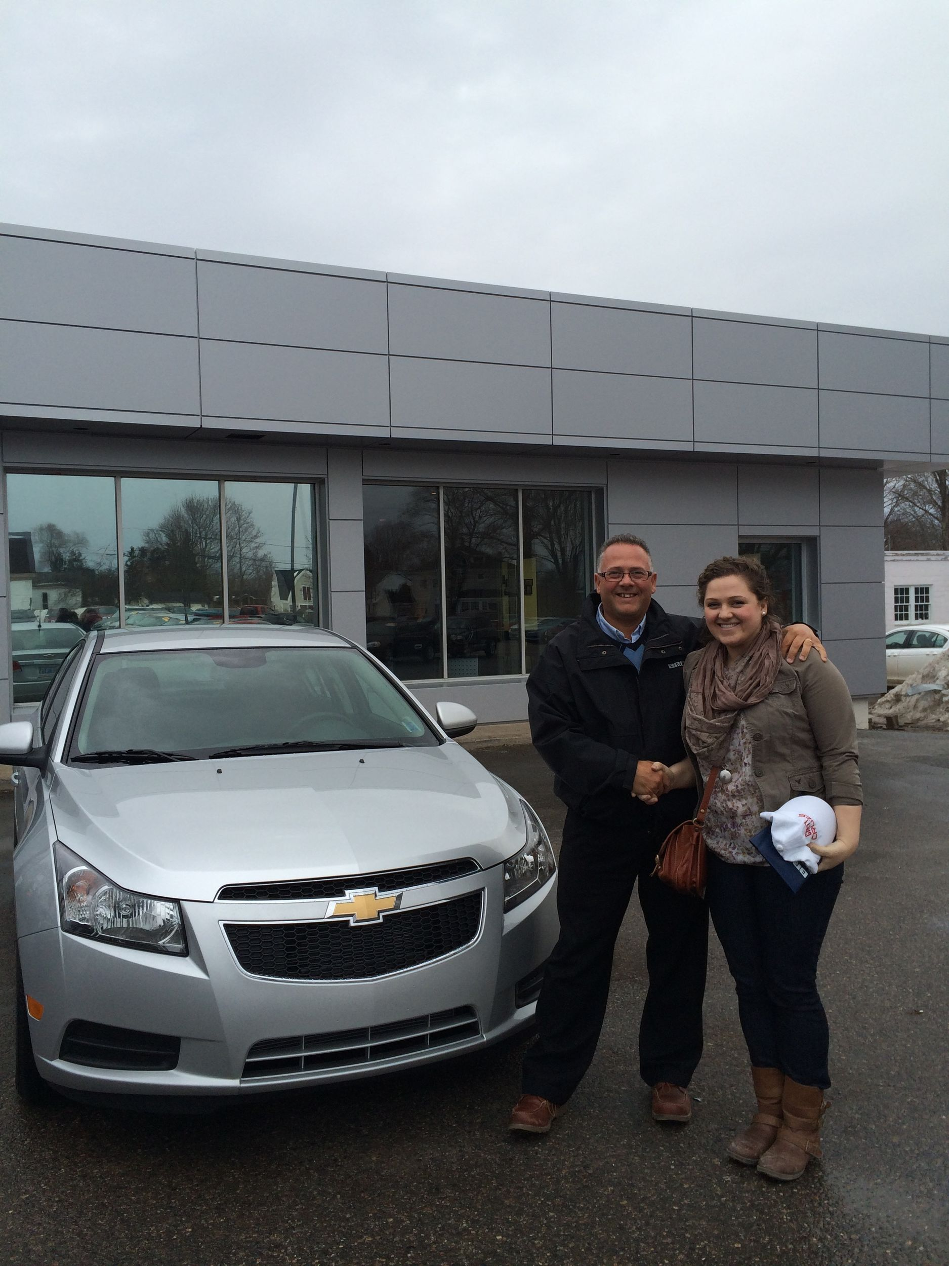 Great Dealership By Brianna Deveau Bruce Chevrolet Buick