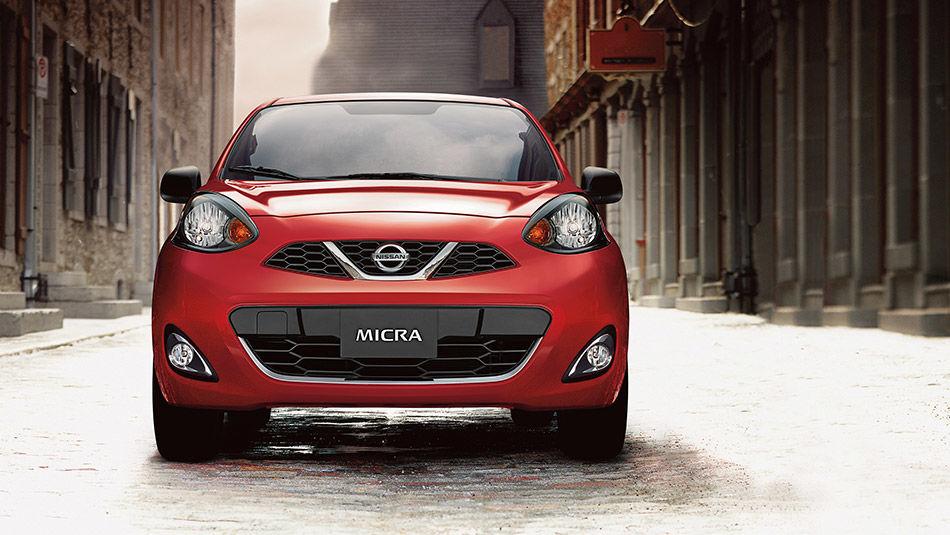 Capitale Nissan La Nissan Micra 2015 Une Citadine
