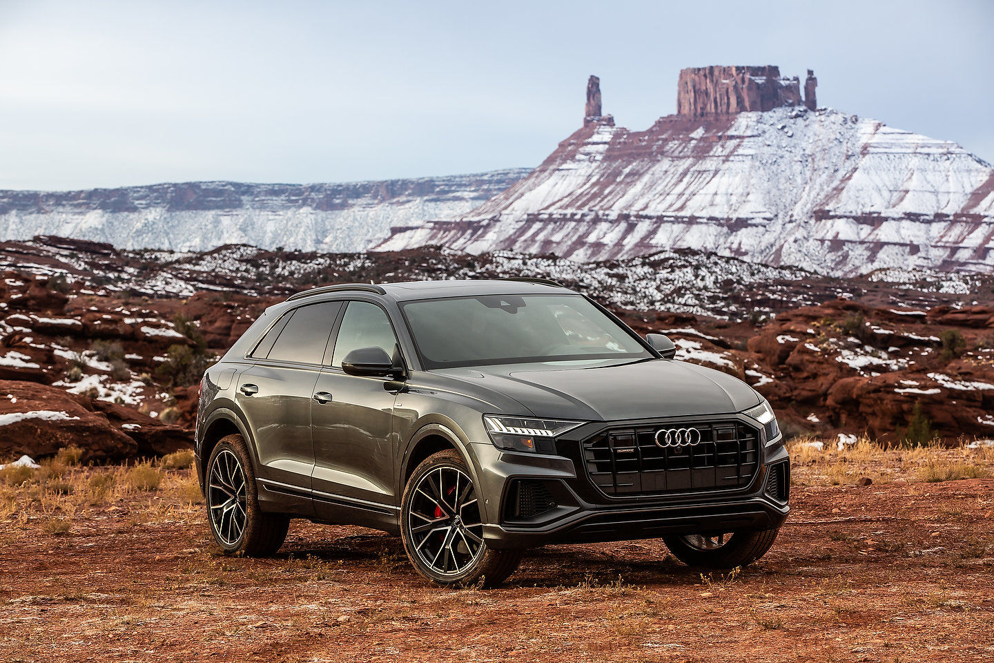 Three things to know about the 2019 Audi Q8 by - Glenmore Audi in