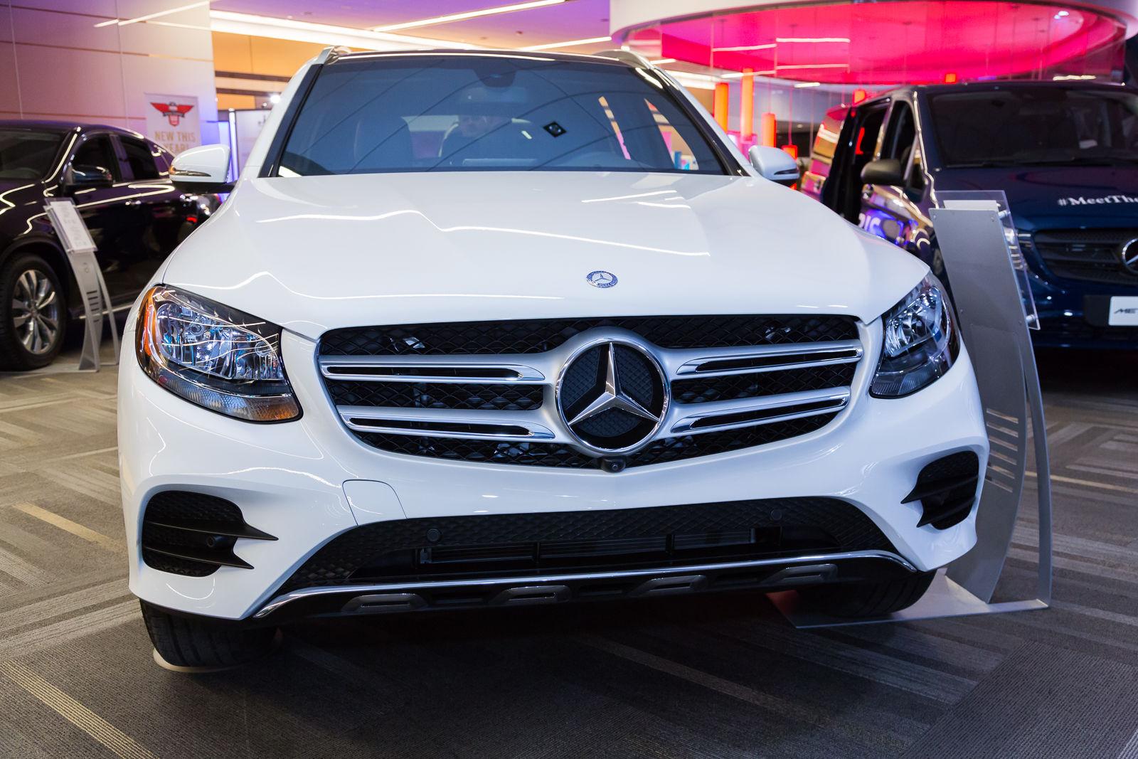 Mercedes Cars At Auto Expo 2016 Mercedes Benz At Delhi: Ottawa Auto Show: 2016 Mercedes-Benz GLC By
