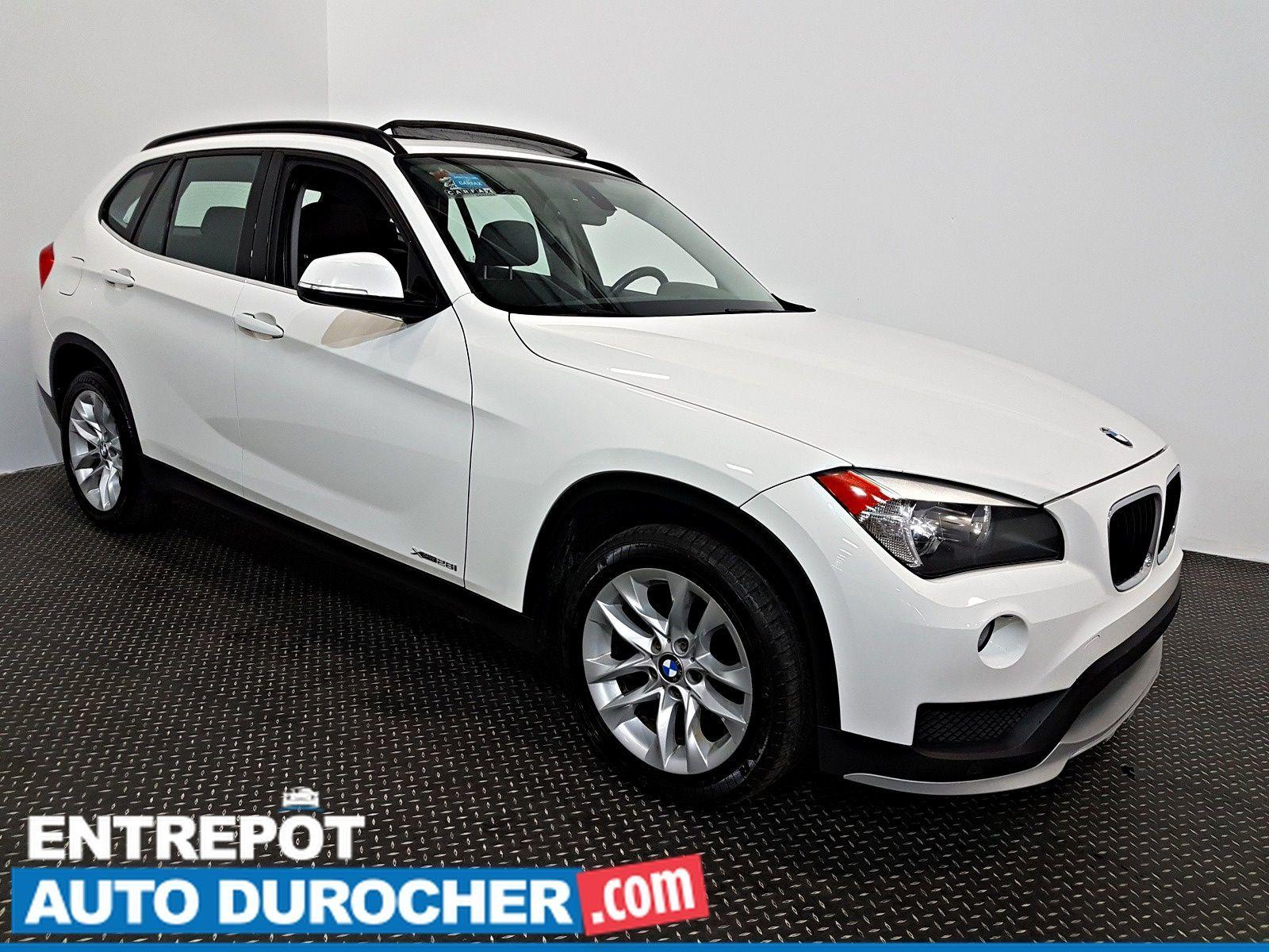 2015 BMW X1 XDrive28i - AUTOMATIQUE - AWD - TOIT PANORAMIQUE SIÈGES CHAUFFANTS - CUIR