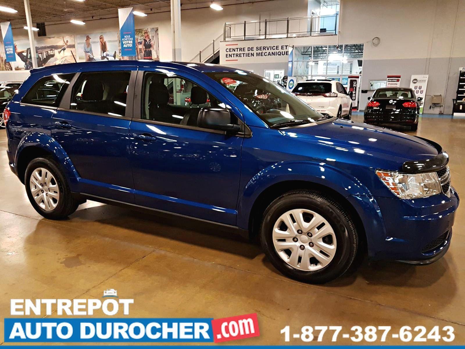 2015  Dodge Journey Canada Value - Automatique - Air Climatisé