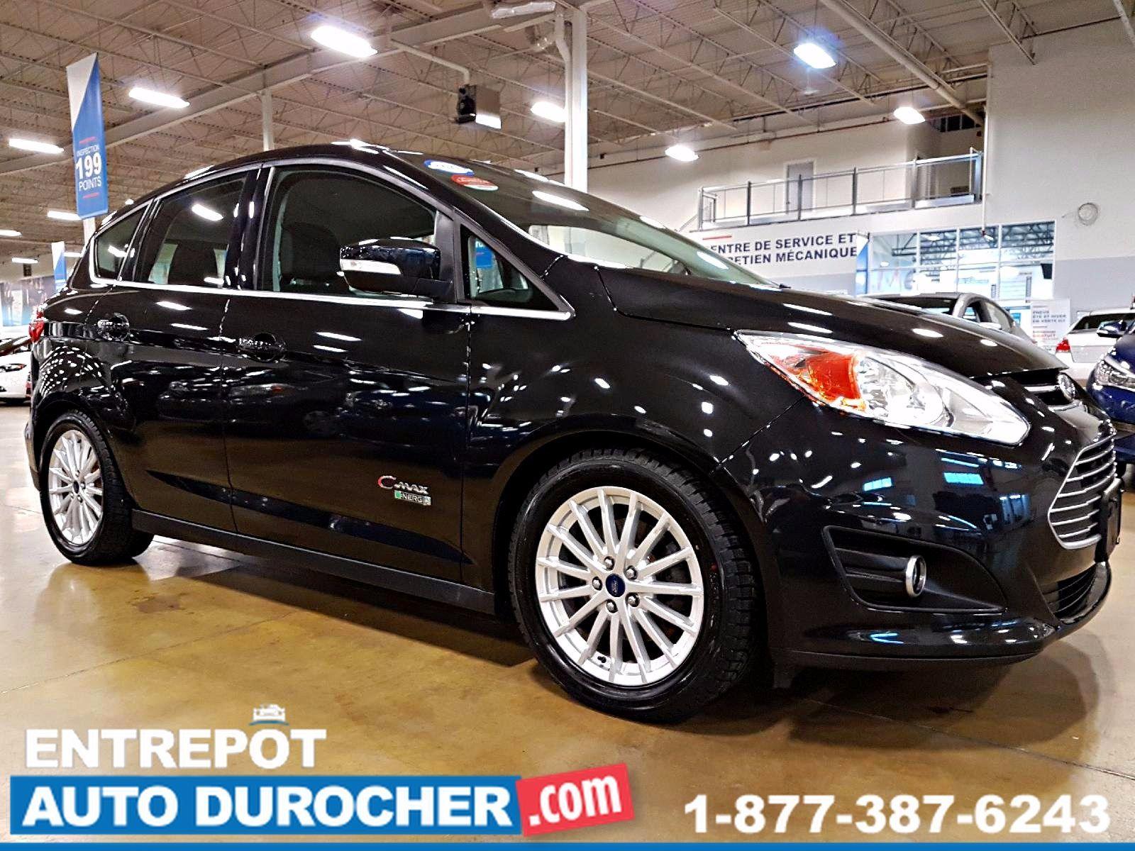 2013 Ford C-Max Energi SEL - AUTOMATIQUE - CUIR - NAVIGATION -