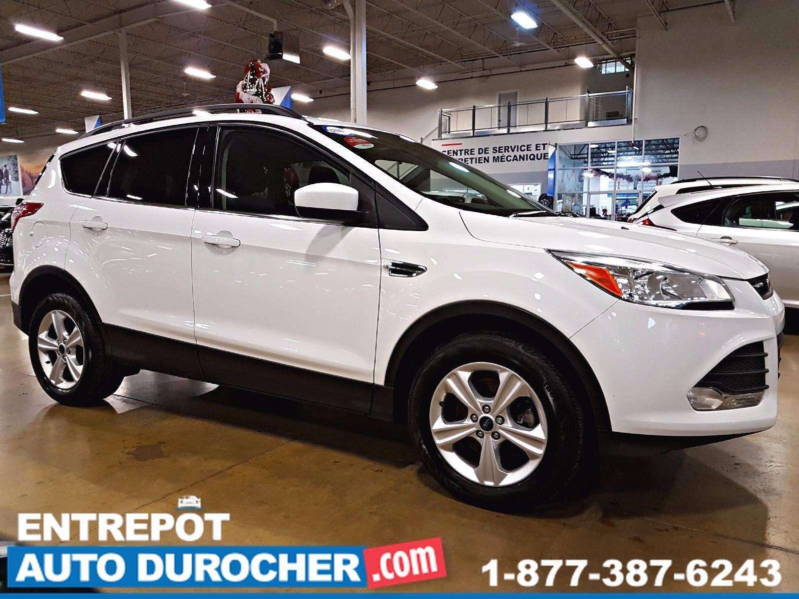 Ford Escape SE AWD AUTOMATIQUE - NAVIGATION - CAMÉRA DE RECUL 2014