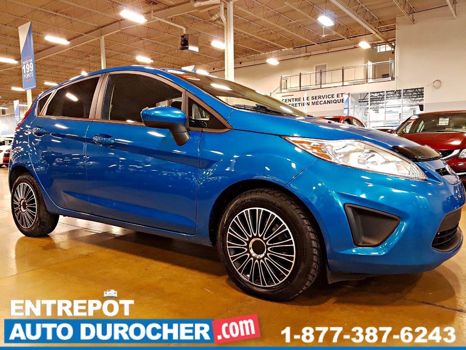 Ford Fiesta SE - AUTOMATIQUE - AIR CLIMATISÉ 2013