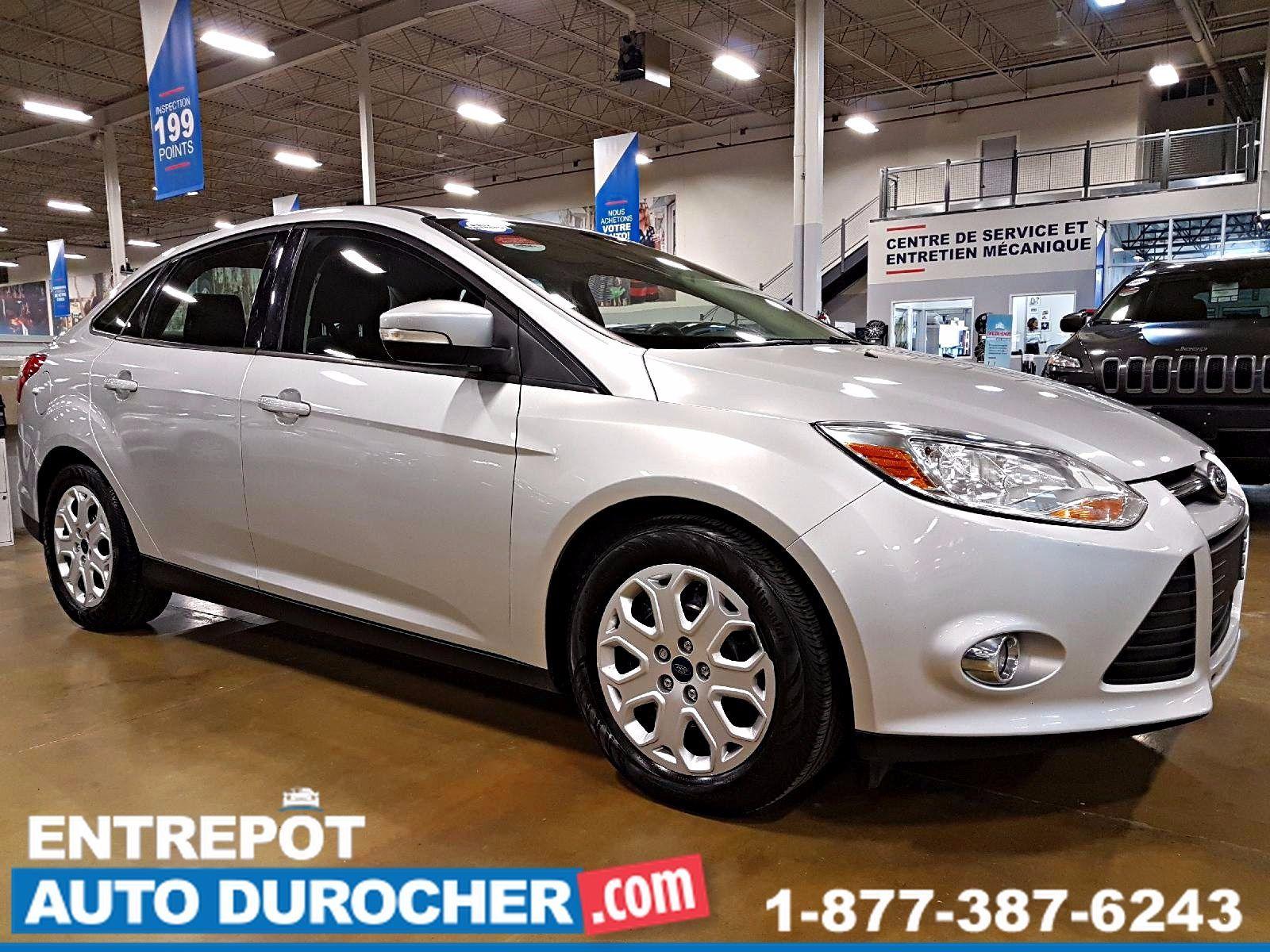 Ford Focus SE - AUTOMATIQUE - AIR CLIMATISÉ 2012