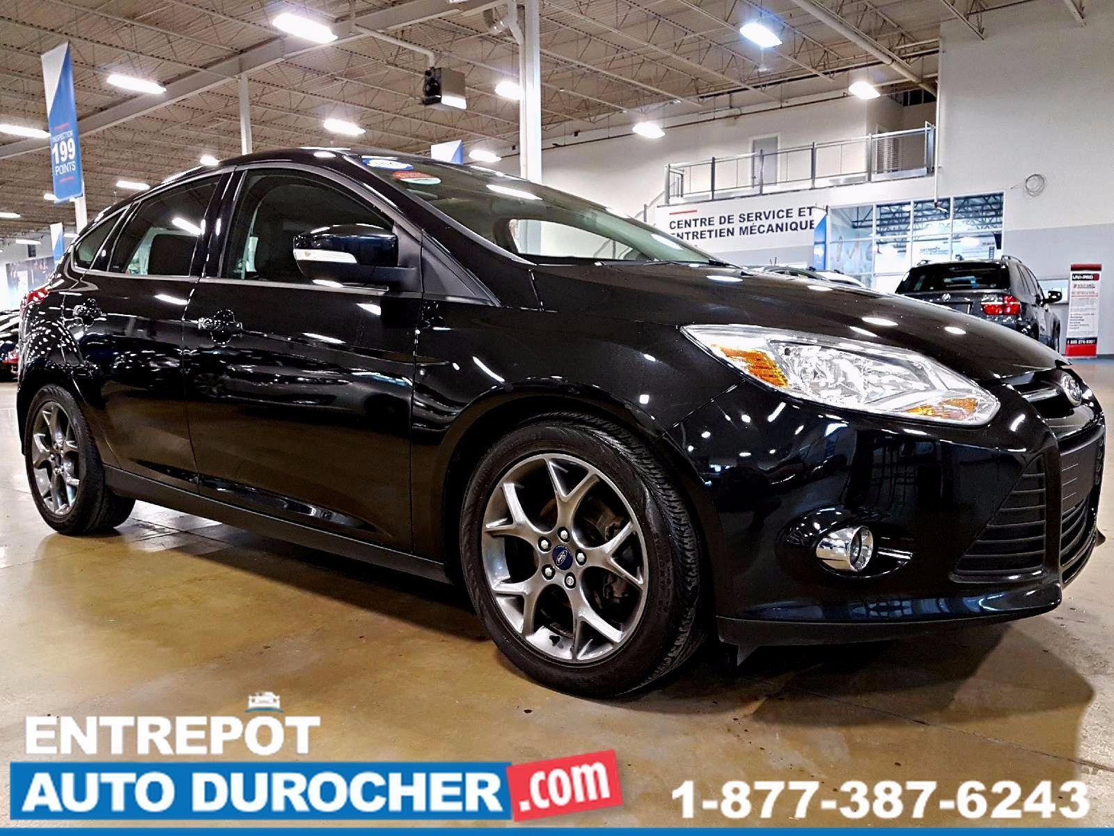 Ford Focus SE - AUTOMATIQUE - AIR CLIMATISÉ - CUIR 2013