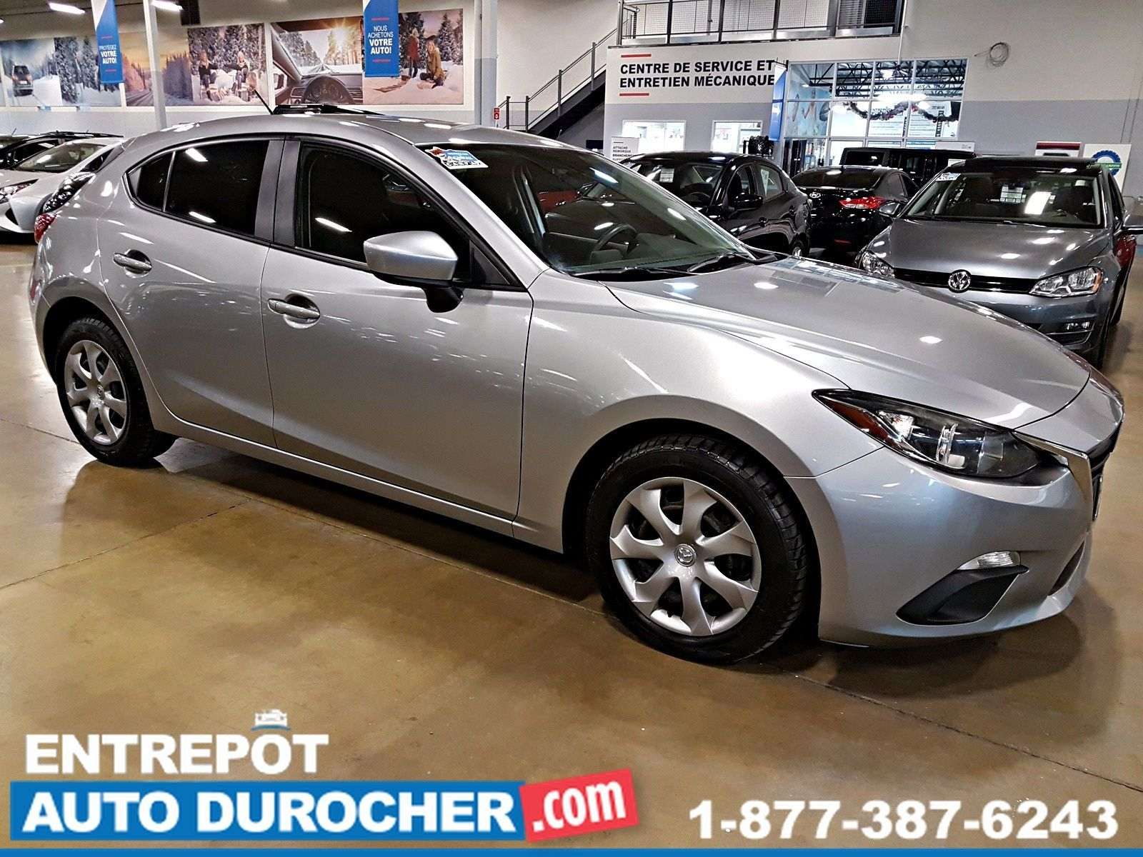 2014 Mazda Mazda3 GX Sport - Automatique - AIR CLIMATISÉ