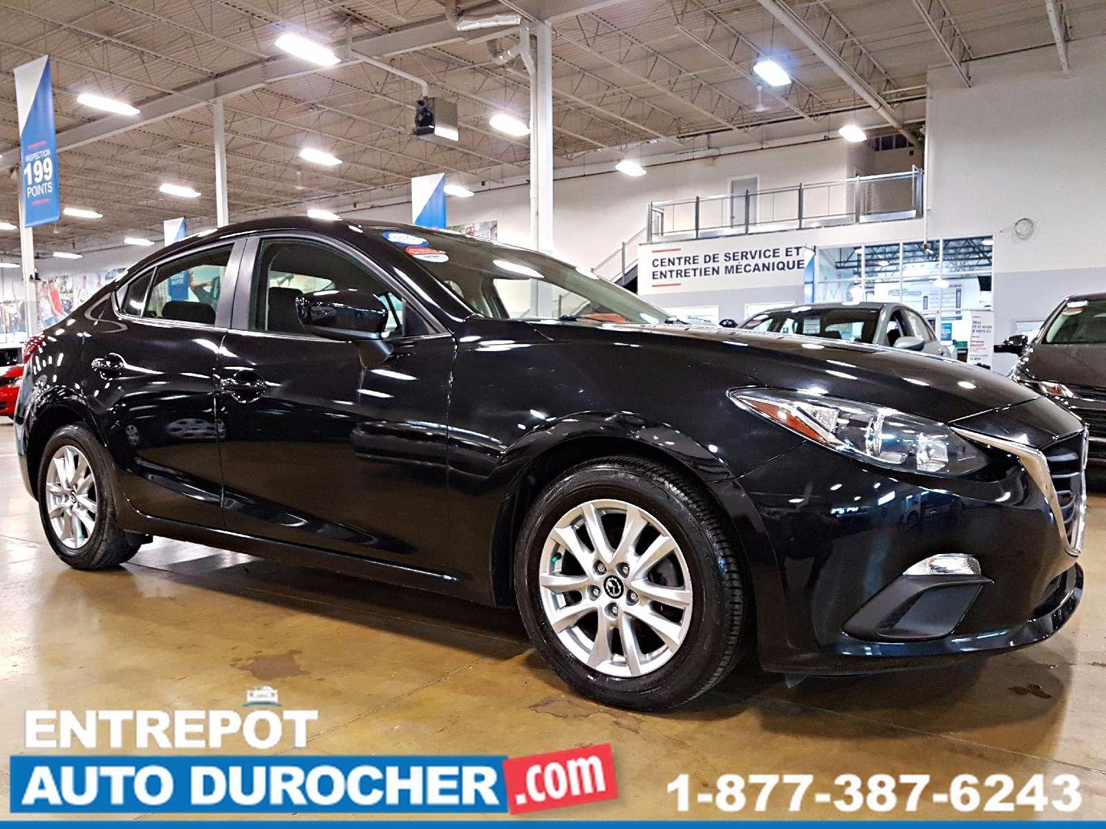 2014 Mazda Mazda3 GS-SKY - AUTOMATIQUE - AIR CLIMATISÉ
