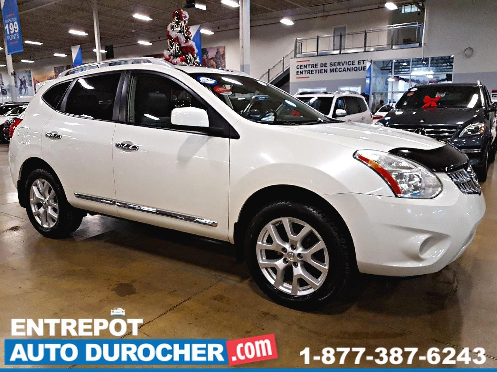 2011 Nissan Rogue SL AWD AUTOMATIQUE - TOIT OUVRANT - SIÈGES EN CUIR