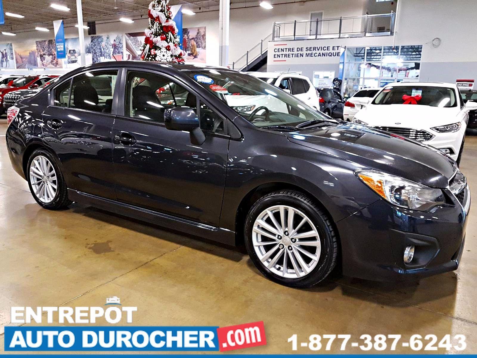 Subaru Impreza 2.0i w/Touring Pkg AWD AUTOMATIQUE, TOIT OUVRANT 2013