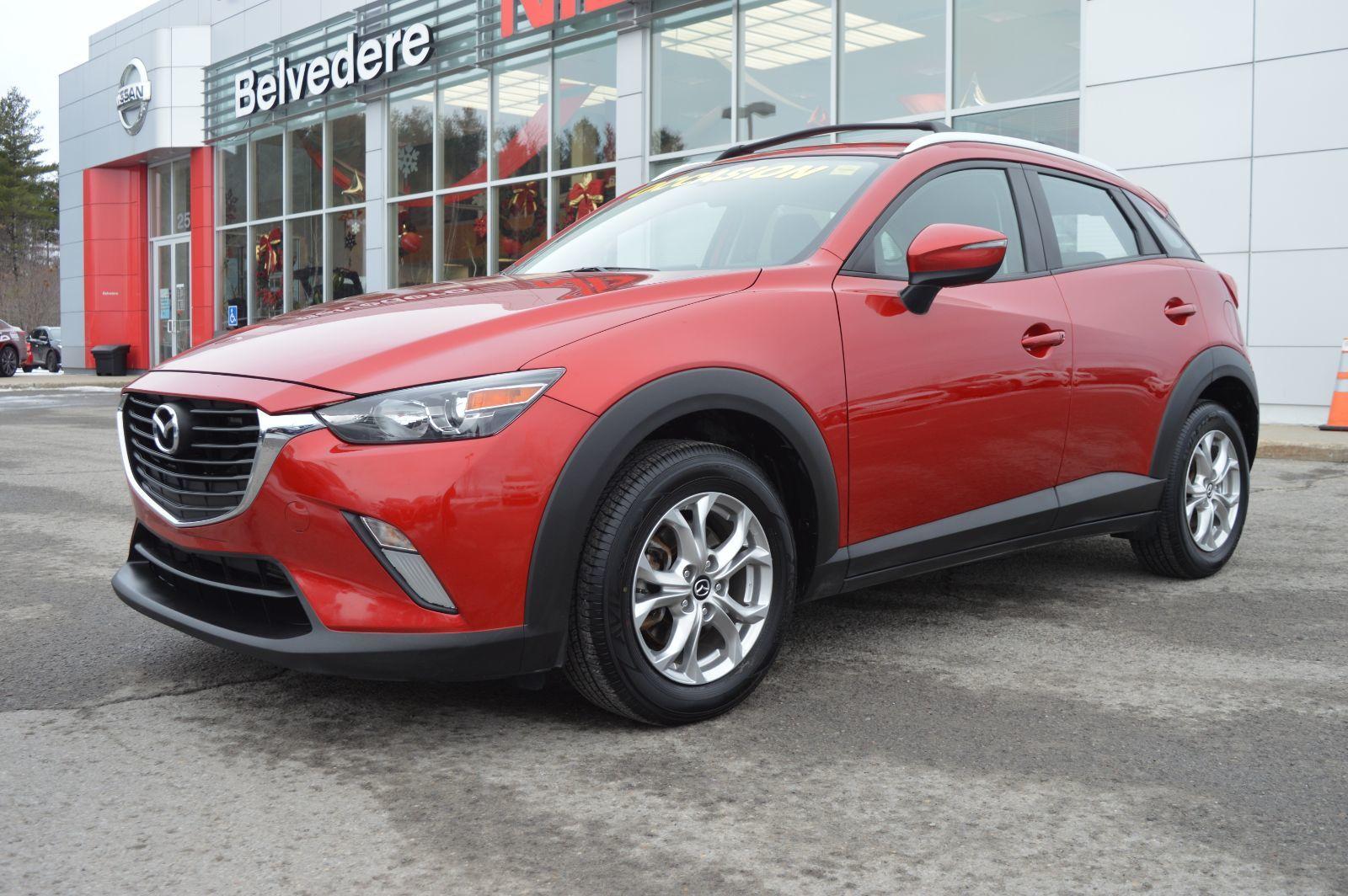 Mazda St Jerome >> Mazda CX-3 GS AWD AUTOMATIQUE AIR CLIMATISÉ CAMERA DE