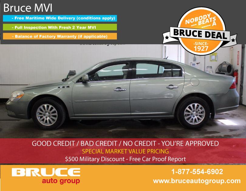 used 2006 buick lucerne cx 3 8l 6 cyl automatic fwd 4d sedan in rh brucegmdigby com Buick Lucerne 06 Buick Lucerne