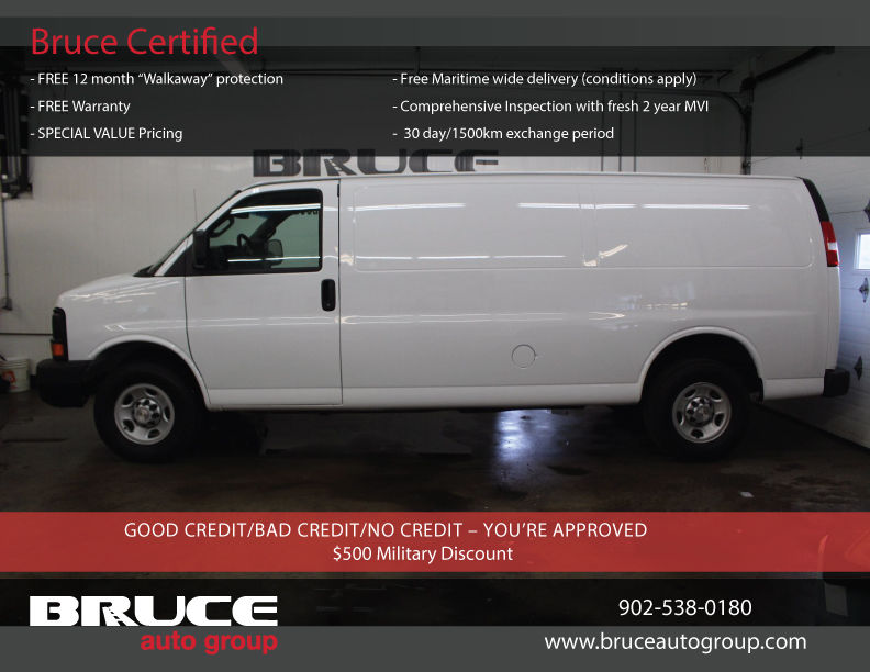 used 2016 chevrolet express 2500 cargo van 4 8l 8 cyl vortec automatic rwd in middleton 0. Black Bedroom Furniture Sets. Home Design Ideas