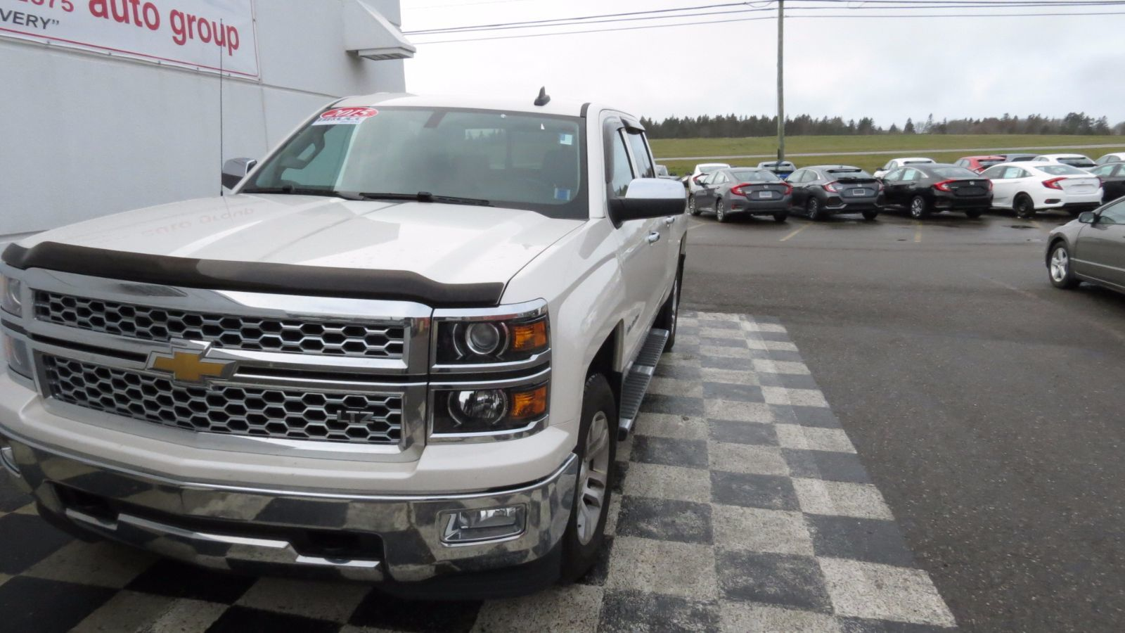 used 2015 chevrolet silverado 1500 ltz 5 3l 8 cyl automatic 4x4 crew cab in middleton gd17218a. Black Bedroom Furniture Sets. Home Design Ideas