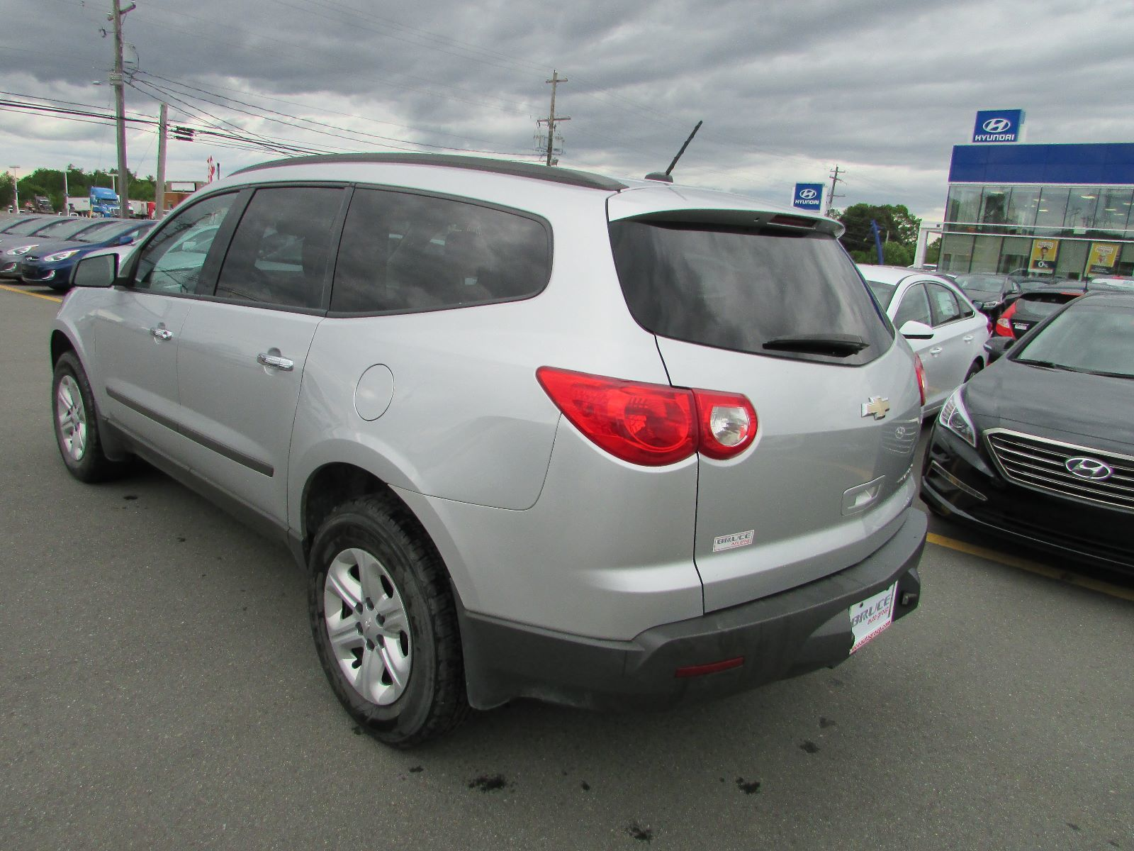 Used 2010 Chevrolet Traverse LS 3 6L 6 CYL AUTOMATIC FWD