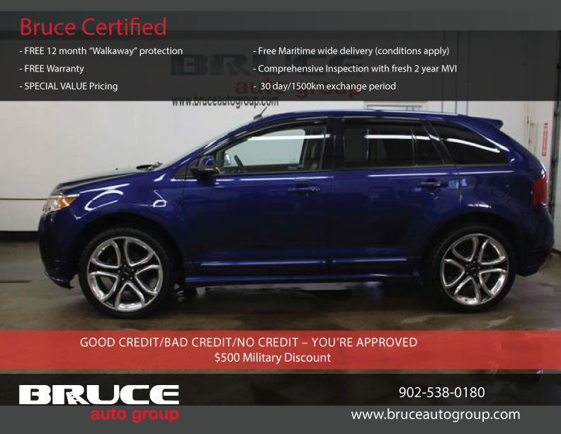 used 2013 ford edge sport 3 7l 6 cylinder automatic awd in middleton 0. Black Bedroom Furniture Sets. Home Design Ideas