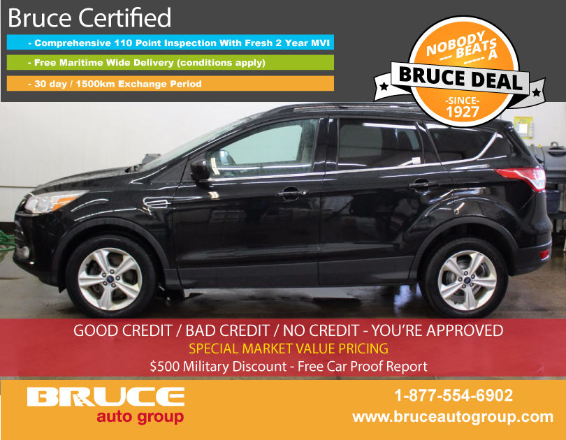 used 2013 ford escape se 1 6l 4 cyl ecoboost automatic fwd in new minas 0. Black Bedroom Furniture Sets. Home Design Ideas