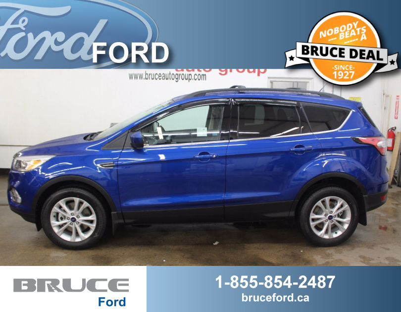 new 2017 ford escape se 1 5l 4 cyl automatic 4wd in middleton 0. Black Bedroom Furniture Sets. Home Design Ideas