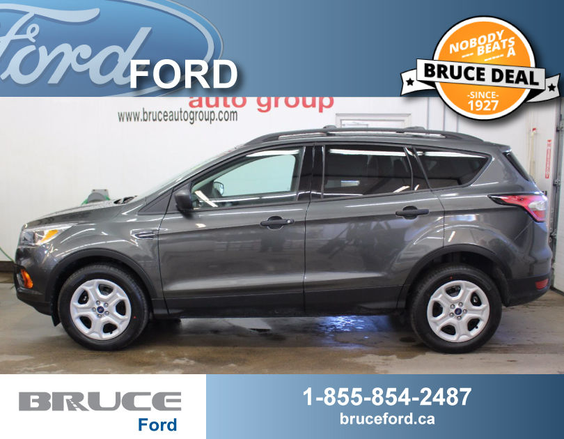 new 2017 ford escape s 2 5l 4 cyl automatic fwd in middleton 0. Black Bedroom Furniture Sets. Home Design Ideas