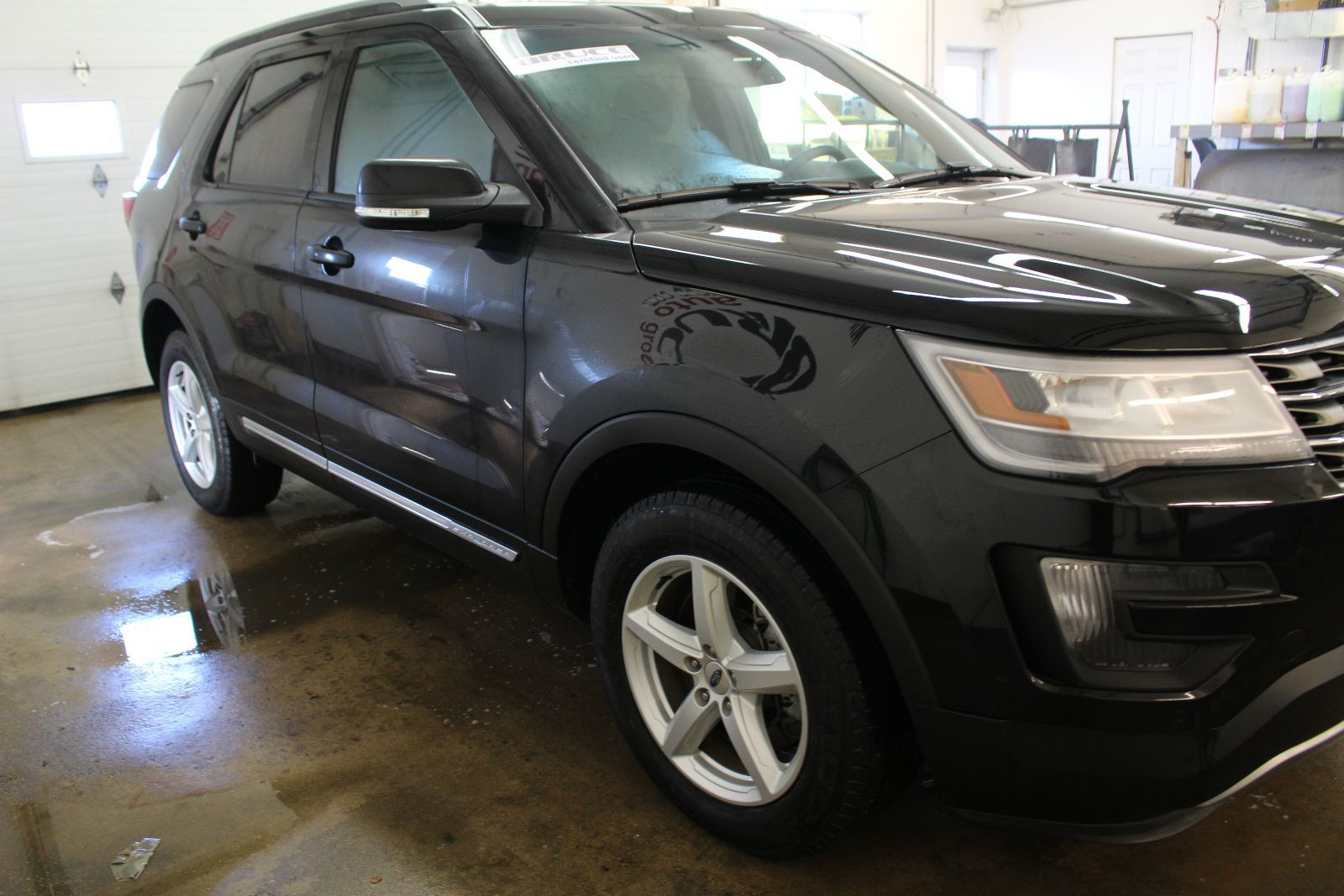 2016 ford explorer xlt 3 5l 6 cyl automatic awd for sale pre owned bruce automotive group in. Black Bedroom Furniture Sets. Home Design Ideas