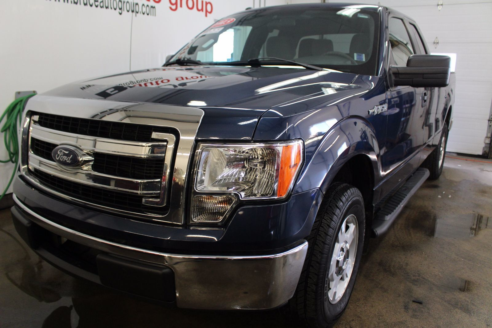 2013 ford f 150 xlt 3 7l 6 cyl automatic rwd supercab for sale pre owned bruce ford in middleton. Black Bedroom Furniture Sets. Home Design Ideas