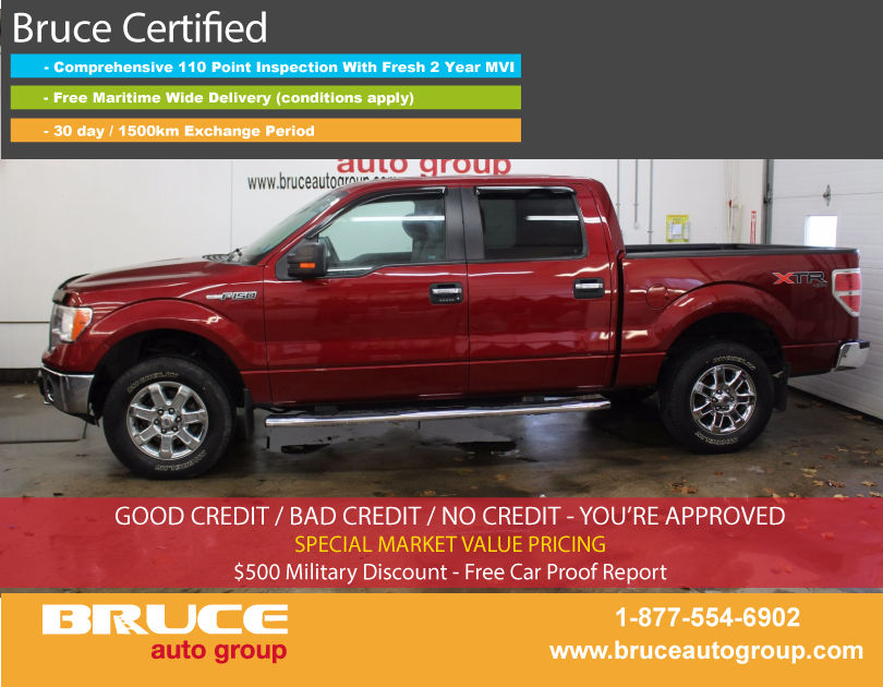 used 2013 ford f 150 xtr 5 0l 8 cyl automatic 4x4 crew cab. Black Bedroom Furniture Sets. Home Design Ideas