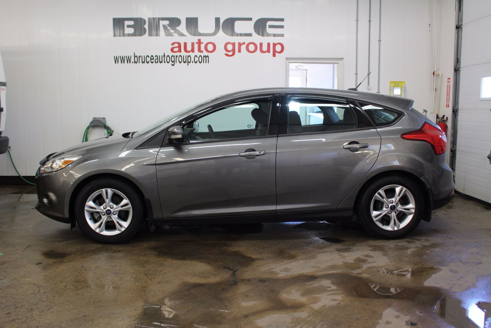 Used 2014 Ford Focus Se 2 0l 4 Cyl Automatic Fwd 5d