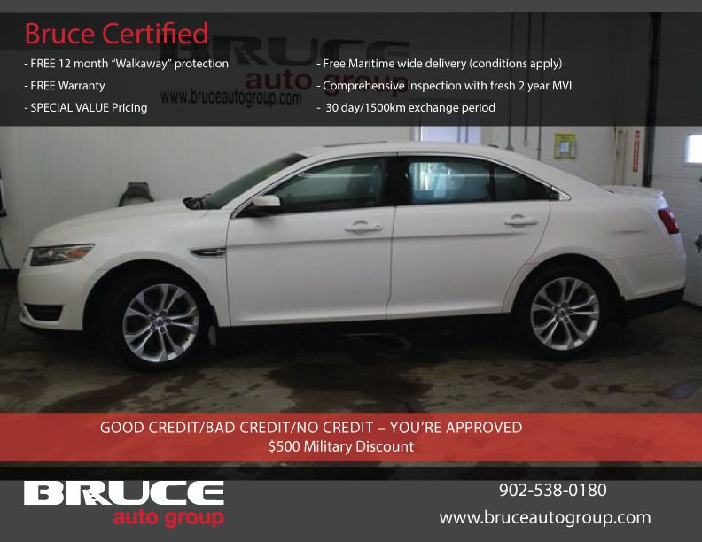 used 2013 ford taurus sel 3 5l 6 cyl cyclone automatic awd. Black Bedroom Furniture Sets. Home Design Ideas