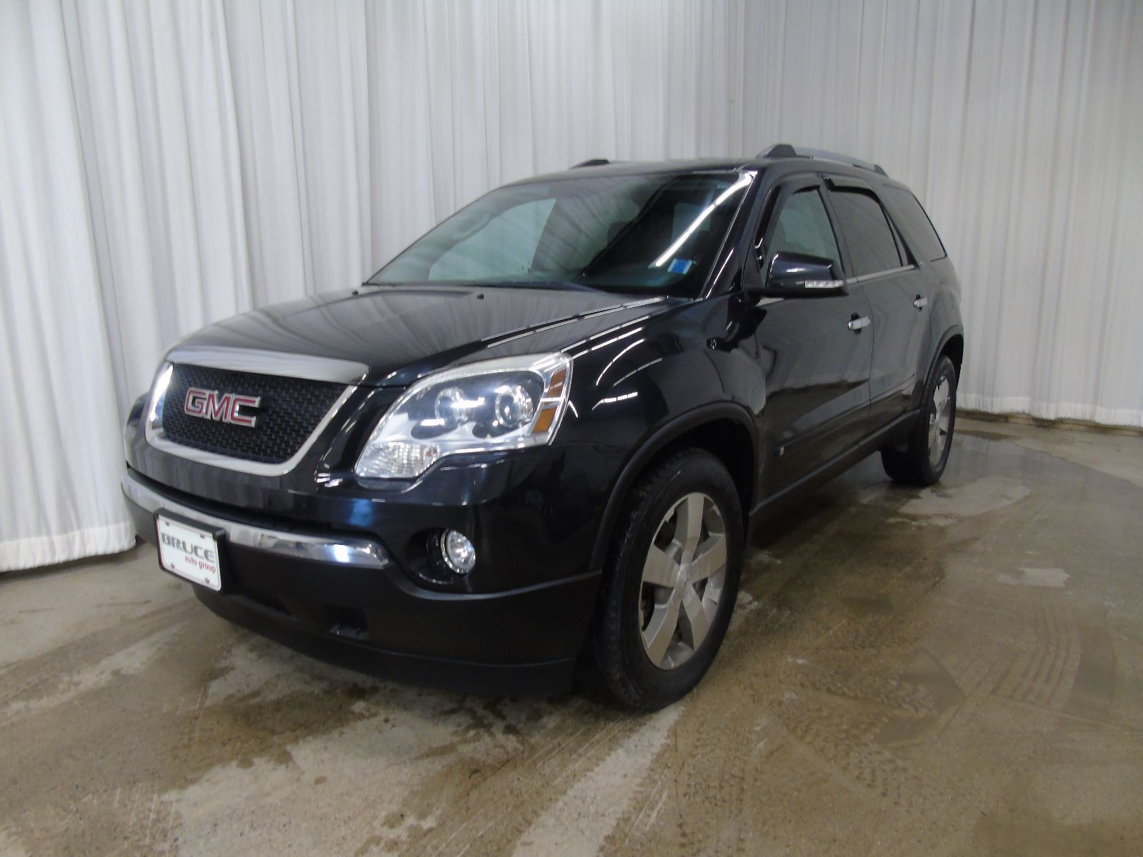 2010 gmc acadia slt 3 6l 6 cyl automatic awd for sale pre owned bruce chevrolet buick gmc. Black Bedroom Furniture Sets. Home Design Ideas