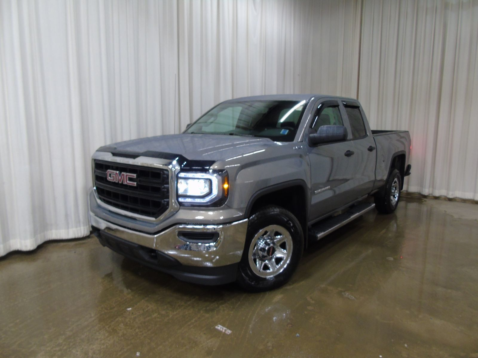 new 2017 gmc sierra 1500 5 3l 8 cyl automatic 4x4 extended. Black Bedroom Furniture Sets. Home Design Ideas