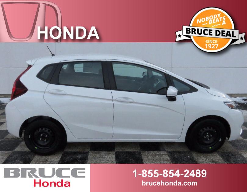 New 2017 Honda Fit Lx 1 5l 4 Cyl Cvt Fwd 5d Hatchback In