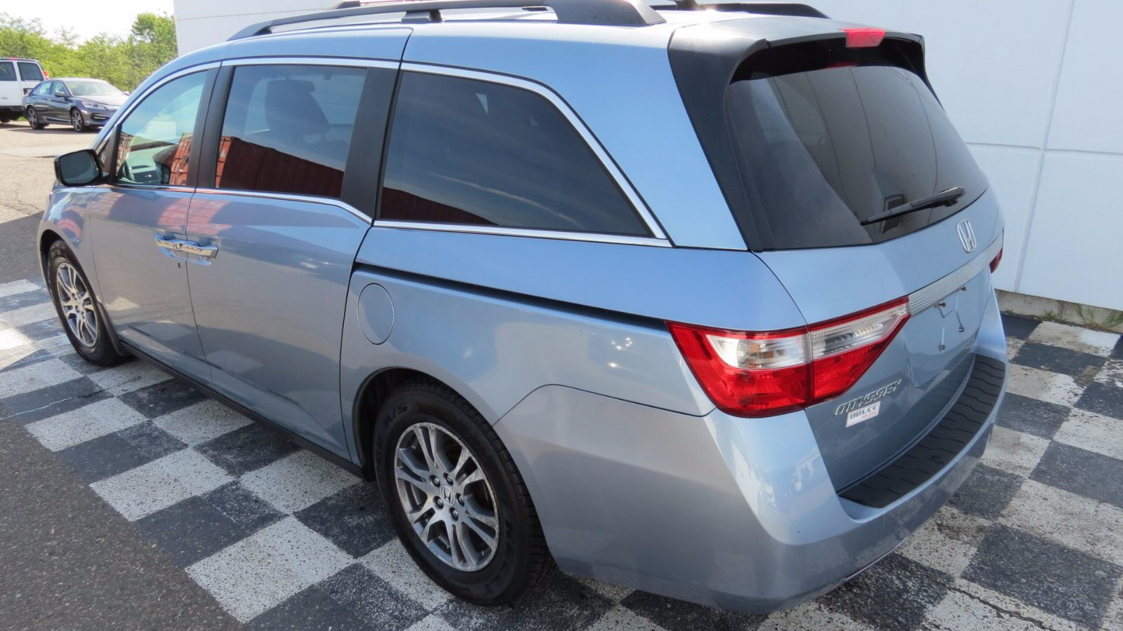 Used 2011 Honda Odyssey EX 3.5L 6 CYL I-VTEC AUTOMATIC FWD - 8 PASSENGERS in Middleton   H3940A