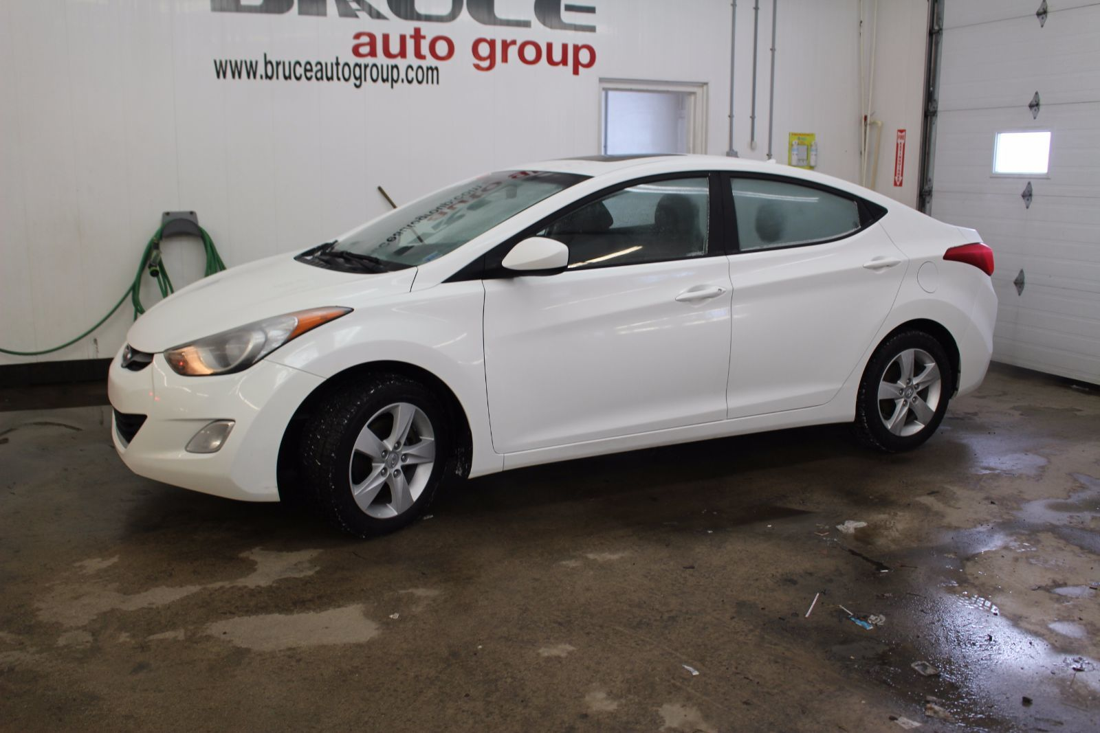 2011 hyundai elantra gls 1 8l 4 cyl automatic fwd 4d sedan for sale pre owned bruce ford in. Black Bedroom Furniture Sets. Home Design Ideas