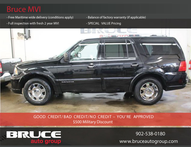 used 2005 lincoln navigator ultimate 5 4l 8 cyl automatic. Black Bedroom Furniture Sets. Home Design Ideas