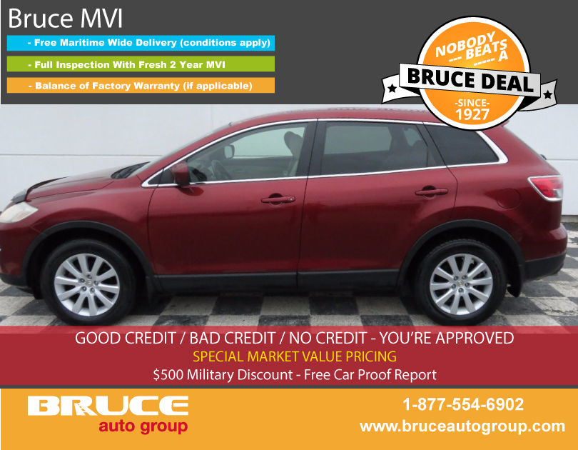 used 2007 mazda cx 9 gs 3 5l 6 cyl automatic awd 7 passengers in middleton 0. Black Bedroom Furniture Sets. Home Design Ideas