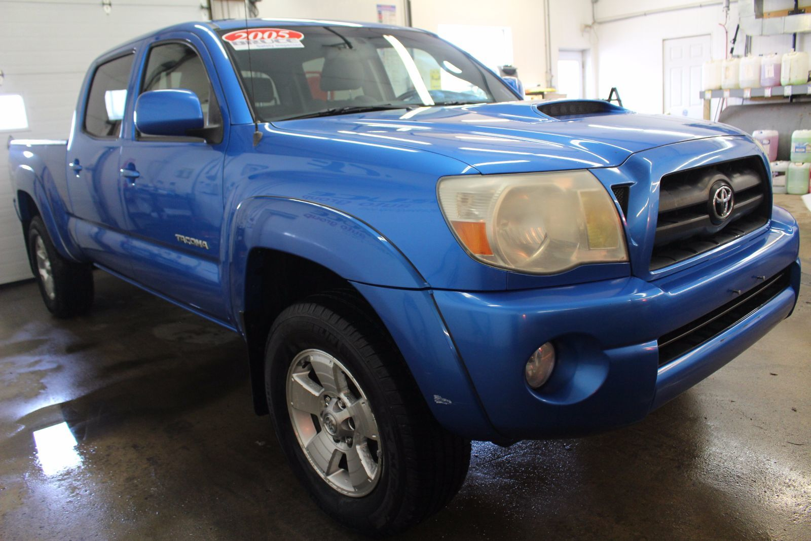 used 2005 toyota tacoma 4 0l 6 cyl automatic 4x4 double cab in middleton g17137a. Black Bedroom Furniture Sets. Home Design Ideas