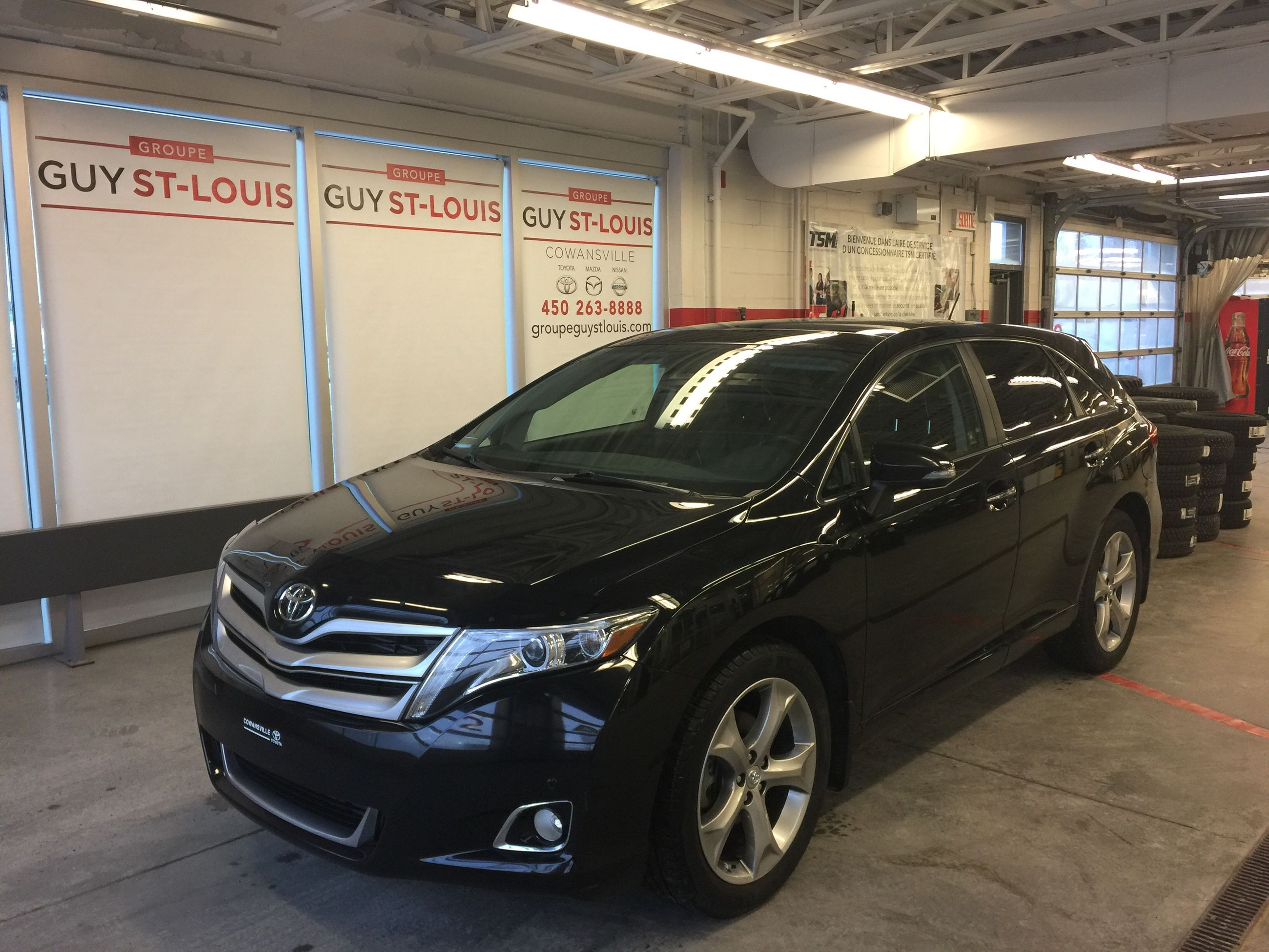 Toyota Venza 2016 >> 2016 Toyota Venza Limited Awd Cuir Toit Mags