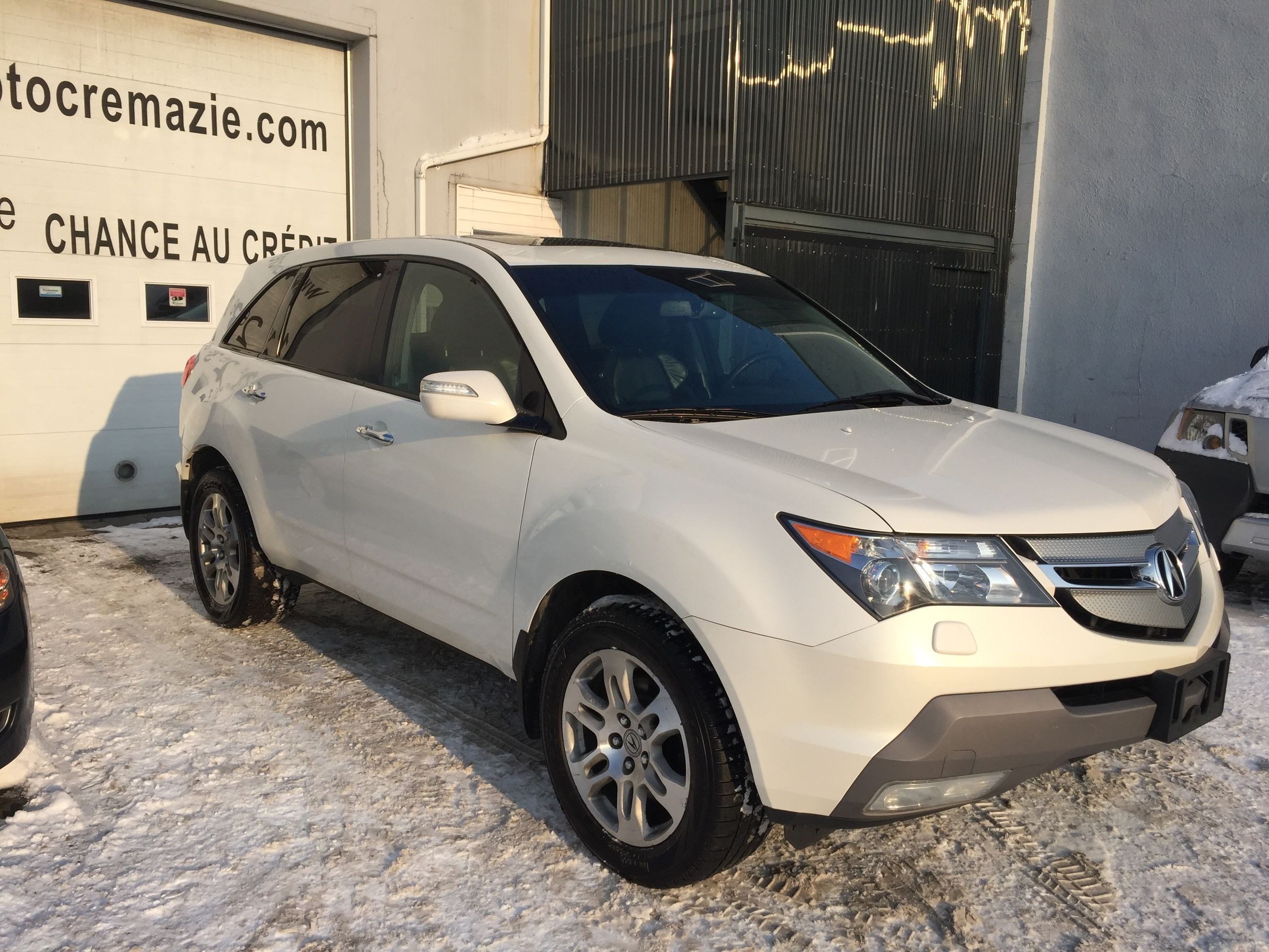 pre used cars inventory owned mdx loaded awd miles img acura sh