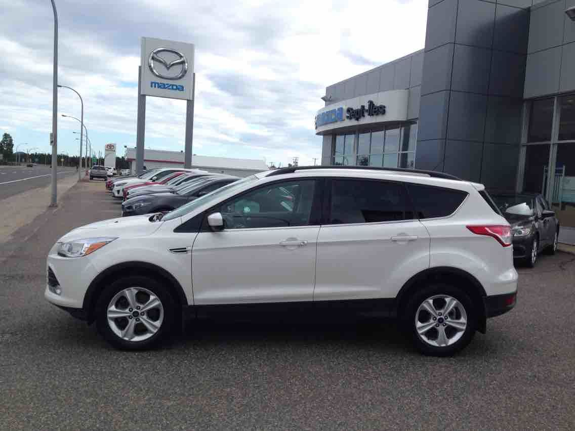 used 2014 ford escape se awd to sale for 21 in sept iles. Black Bedroom Furniture Sets. Home Design Ideas