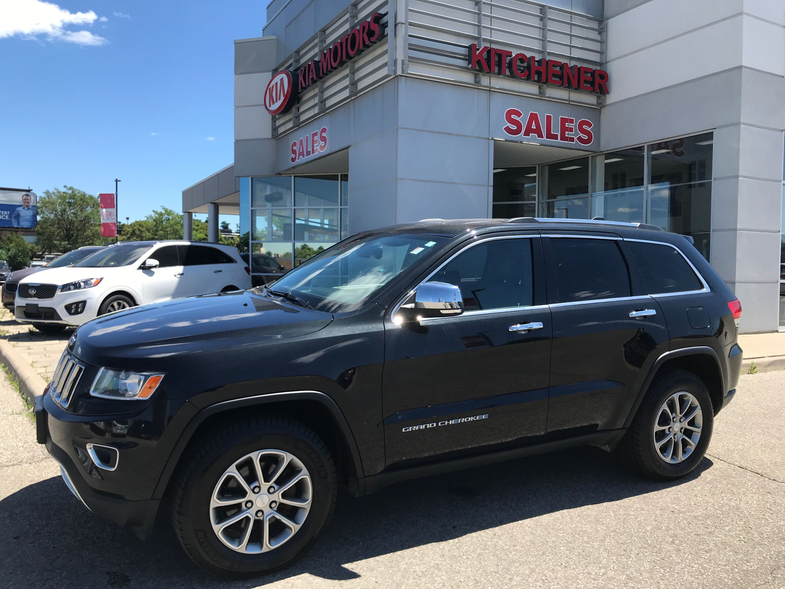 Used 2014 Jeep Grand Cherokee 4x4 Limited for Sale - $23900.0 ...