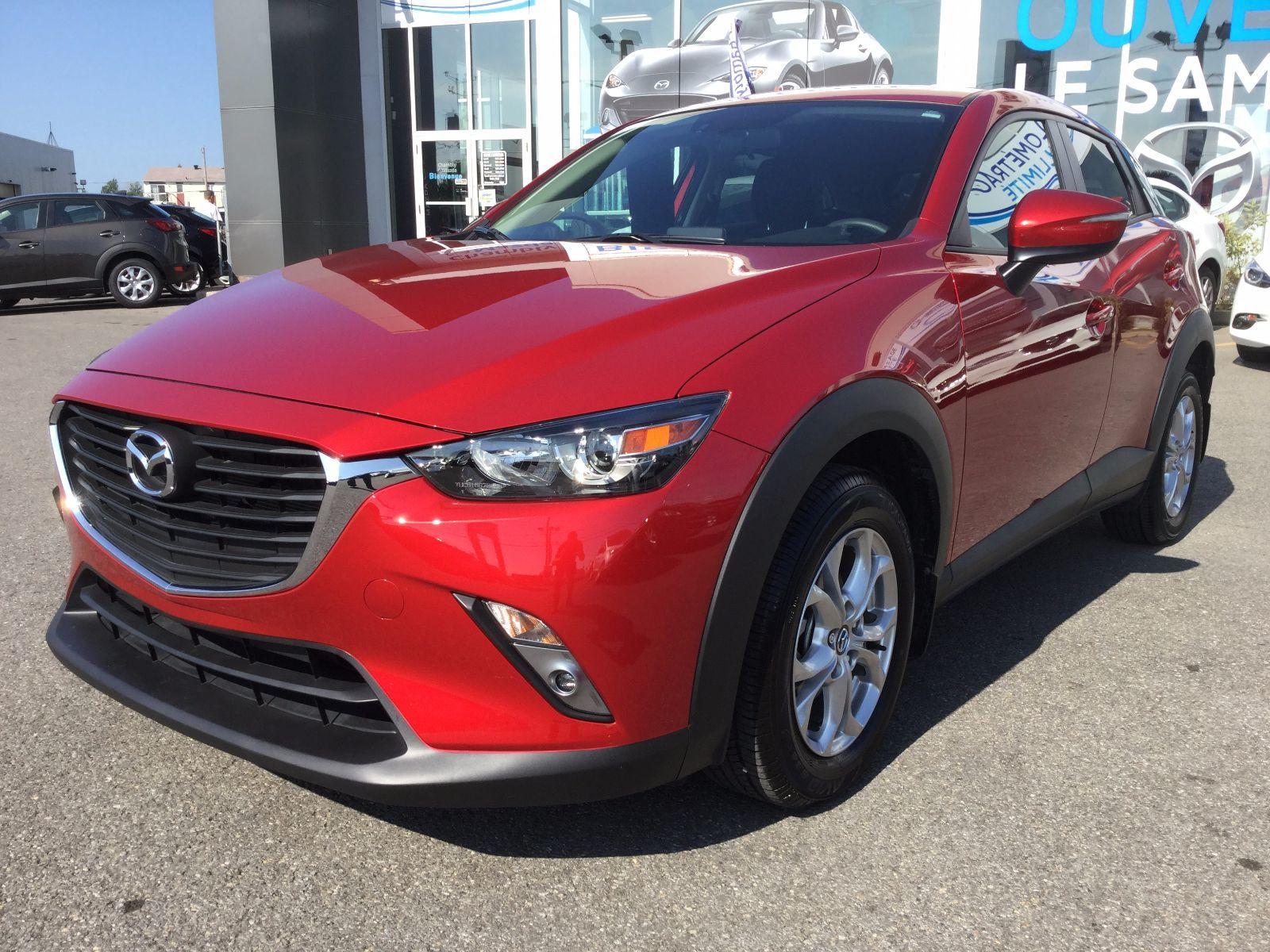Mazda CX-3 **RÉSERVÉ**GS, NAVIGATEUR,SIÈGES CHAUFFANTS, MAGS, 2016 JAMAIS ACCIDENTÉ, UN SEUL PROPRIÉTAIRE