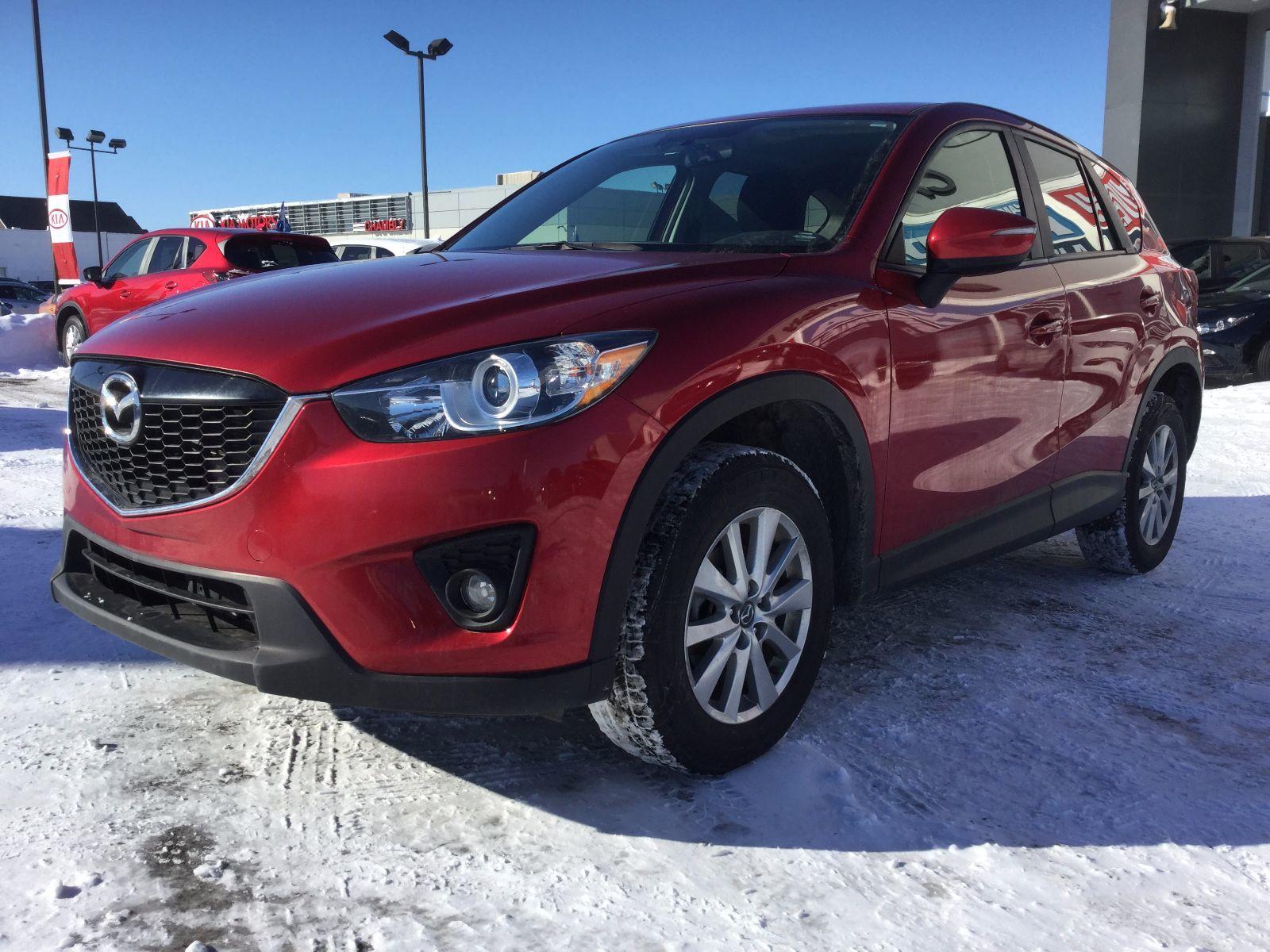 Mazda CX-5 ***RÉSERVÉ***, GS, AWD, TOIT, SIÈGES CHAUFFANTS 2015 JAMAIS ACCIDENTÉ, UN SEUL PROPRIÉTAIRE