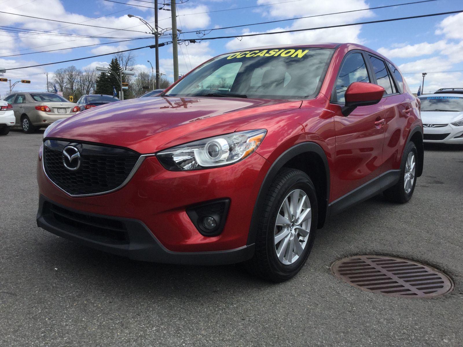 Mazda CX-5 **RÉSERVÉ**,GS, TOIT, SIEGES CHAUFFANTS, BLUETOOTH 2015 JAMAIS ACCIDENTÉ