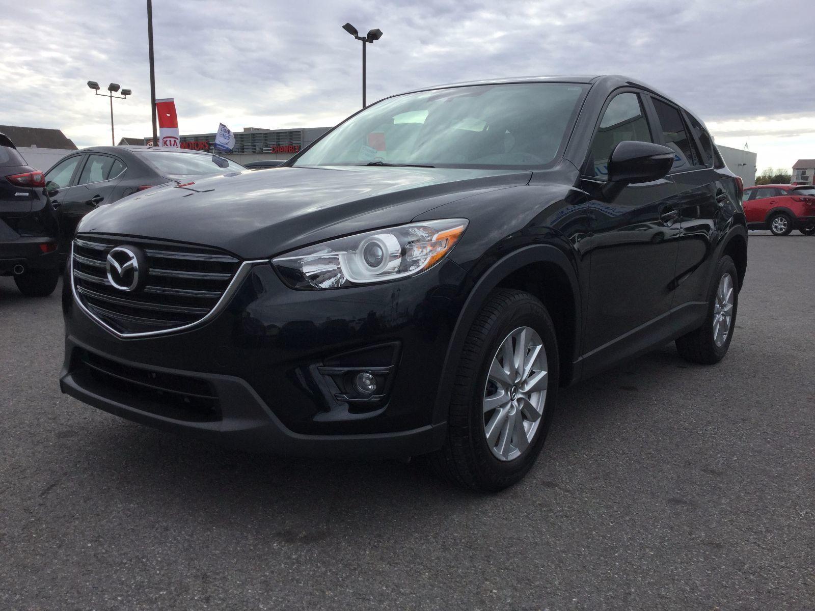 Mazda CX-5 **RÉSERVÉ**, GS,AWD, JAMAIS ACCIDENTÉ 2016 gROUPE LUXE CUIR/TOIT...GARANTIE COMPLÈTE JUSQU EN AVRIL 2018