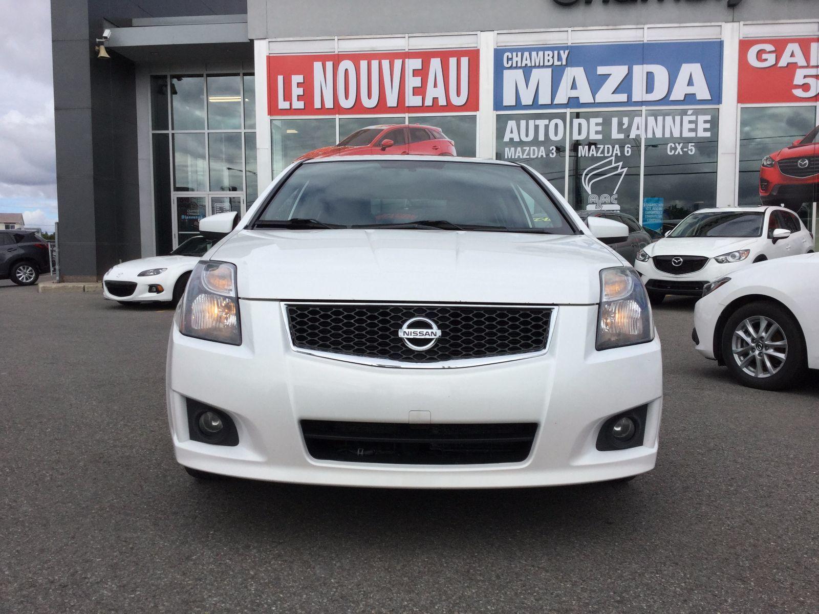 Nissan Sentra Se R Gps Cam 201 Ra De Recul 2011 2 5l